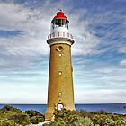 Cape du Couedic Light House by Stephen Mitchell