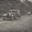Bygone Years of Motoring by David J Knight