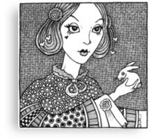 Princess Sophia Canvas Print