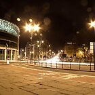 Liverpool Night Shot by Shinobu