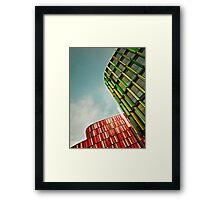 Cologne Oval Offices   02 Framed Print
