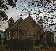 St. John the Baptist, Adel by WatscapePhoto