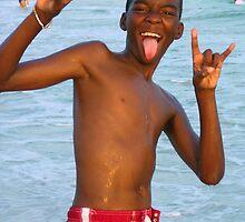 Surfer Dude Attitude by Mattie Bryant