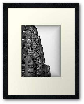 Chrysler Building by Caroline Fournier