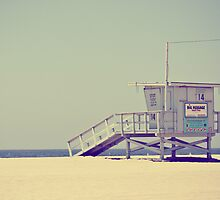 Lifeguard Stand by ameliakayphotog