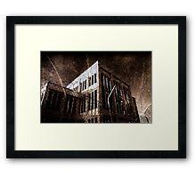 Fortress Framed Print