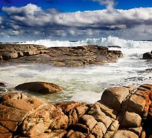 Margaret River Coast by Vanessa Bunce