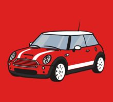 Mini Cooper S by Cameron Porter