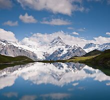 Bachsee, Bernese Oberland, Switzerland by Mark Howells-Mead