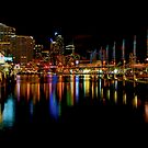 Darling harbour by donnnnnny