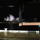 Opera House from Across the River. by vonb