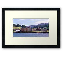 Historic Penitentiary, Port Arthur Framed Print