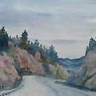 Montana Road Trip by JennyArmitage