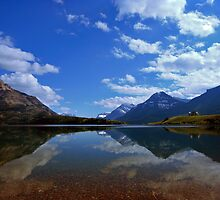 A Waterton Day by Sean Jansen