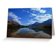 A Waterton Day Greeting Card
