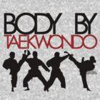 Body By Taekwondo by KRASH (Ashlee Fensand)