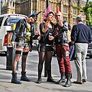 Cross Punks Original by DonDavisUK