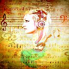 the music in me... by NumandisArt