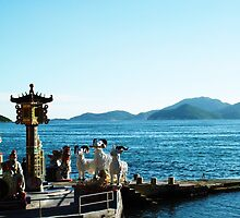 Tin Hau Temple # 5, Repulse Bay by michaelajf