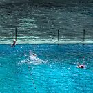Ice Breakers Swimming Pool - Bondi Beach, Sydney, Australia by Mark Richards