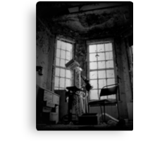This Might Hurt a Little ~ West Park Asylum Canvas Print