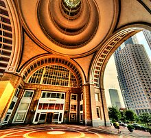 Wellcome to Rowes Wharf! by LudaNayvelt