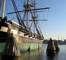 USS Constellation by Jessica Perry  George