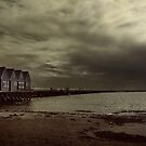 Busselton Jetty by Trish Woodford