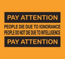 People don't die due to intelligence by mobii