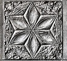 Colcord Detail 2, Louis Sullivan by Crystal Clyburn