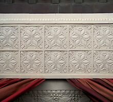 Colcord Building Ornament, Oklahoma City, Louis Sullivan by Crystal Clyburn