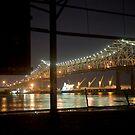 Mississippi River Bridge by Erin Arledge