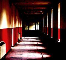 Inferno ~ West Park Asylum by Josephine Pugh