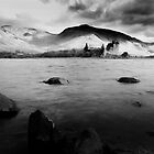 Kilchurn Castle by Robert Wilson