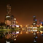Yarra reflections by pinthura