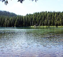 Twin Lakes by SKNickel