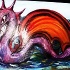 SEA HORSE DRAGON GAUCON by dallys