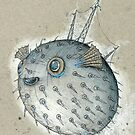 Porcupinefish by Firedrake