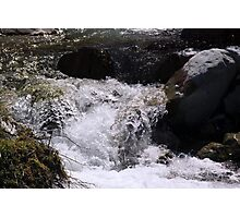 Babbling Brook Photographic Print