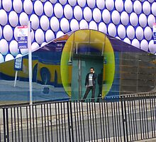 Bullring by Thomas Scurr