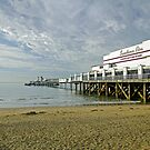 Sandown Pier by Rod Johnson