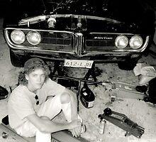 car guy by Leeanne Middleton