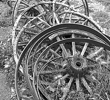 Wheels by Al Bourassa