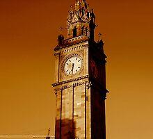 Albert Clock, Belfast by Chris Millar