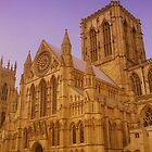 York Minster, York, England by Chris Millar