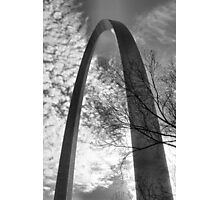 Gateway Arch 4, St. Louis, Eero Saarinen Photographic Print