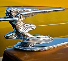 1939 Packard Hood Ornament by Jeffrey  Sinnock
