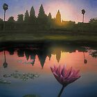 Angkor by Haroldbeckart