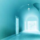 the blue room by Cornelia Togea