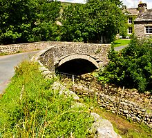 Packhorse Bridge - Thwaite by Trevor Kersley